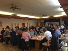 Nominierungskonferenz des SPD-Kreisverbandes Schwandorf für die Landrats- und Kreistagswahl 2020