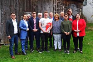 Neuer SPD-Ortsverein im Landkreis Schwandorf: Der SPD-Ortsverein Teunz