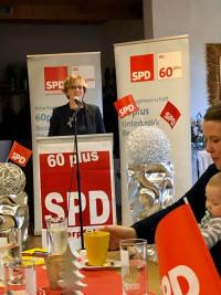Landesvorsitzende der BayernSPD Natascha Kohnen