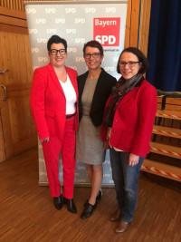 Parteitag der OberpfalzSPD in Neumarkt