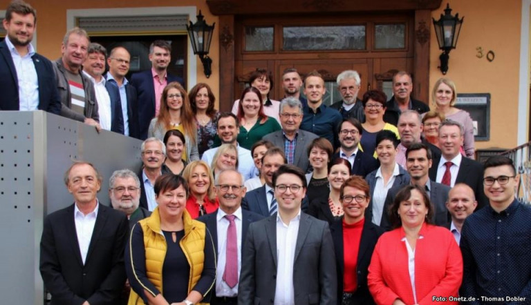 30 Männer und 30 Frauen für die Kreistagswahl 2020