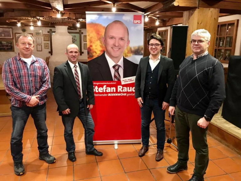 SPD OV Bodenwöhr 1